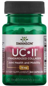 Swanson UC-II® Standardised Collagen