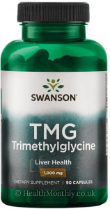 Swanson TMG Trimethylglycine