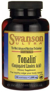 Swanson Ultra Tonalin® Conjugated Linoleic Acid