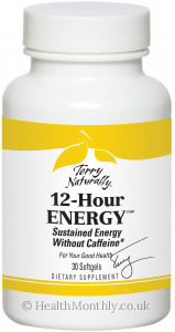 Terry Naturally 12-Hour Energy