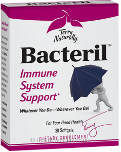 Terry Naturally Bacteril Immune System Support