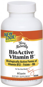 Terry Naturally Bio Active Vitamin B