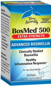 Terry Naturally BosMed 500 Extra Strength Advanced Boswellia