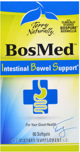 Terry Naturally BosMed Intestinal Bowel Support