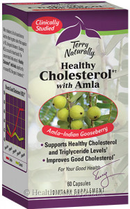 Terry Naturally Cholesterol with Amla