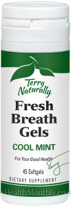 Terry Naturally Fresh Breath Gels