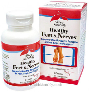Terry Naturally Healthy Feet & Nerves