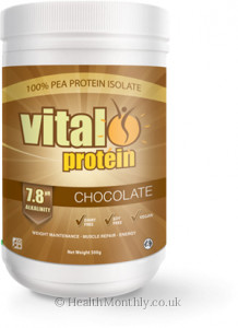 Vital Protein Chocolate Flavour