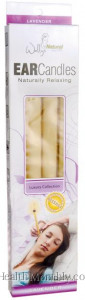 Wally's Natural Products EarCandles Beeswax