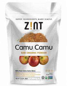 Zint Nutrition Camu Camu Powder