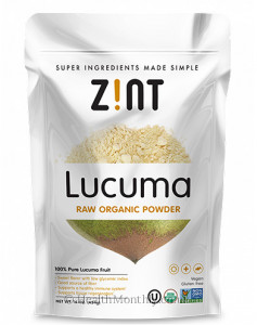 Zint Nutrition Lucuma Raw Powder
