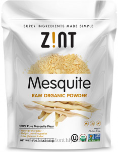 Zint Nutrition Mesquite Raw Powder