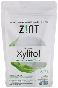 Zint Nutrition Xylitol Nature's Sweetener