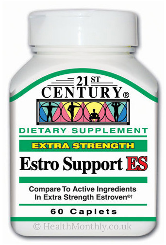 21st Century Estro Support Xtra Strength
