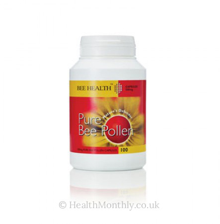 Bee Health Pure Bee Pollen