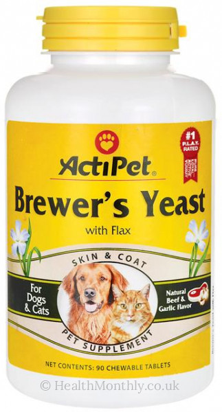 ActiPet Brewer's Yeast for Dogs & Cats