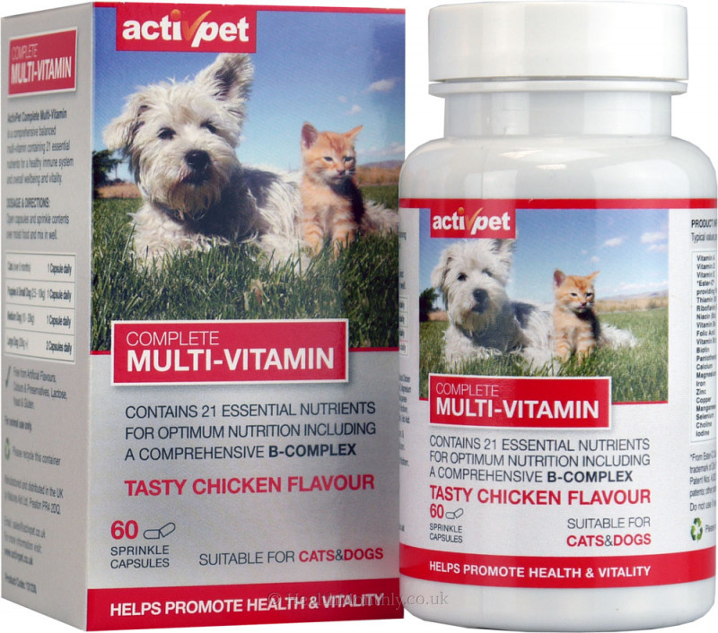ActivPet Complete Multi-Vitamin