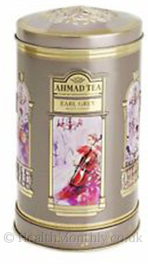 Ahmad Tea Music Caddie Loose Tea