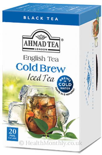 Ahmad Tea Cold Brew Iced Tea