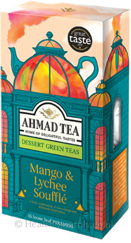 Ahmad Tea Dessert Tea Collection