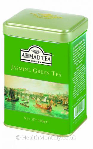 Ahmad Tea English Scene Caddie