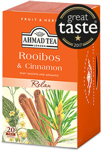 Ahmad Tea Fruit & Herbal