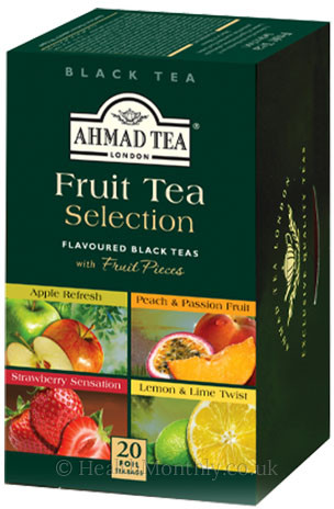 Ahmad Tea Flavoured Black Tea