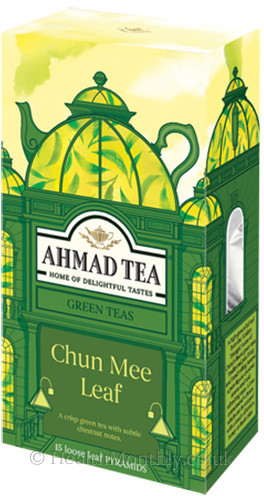 Ahmad Tea Pyramid Teabag Collection