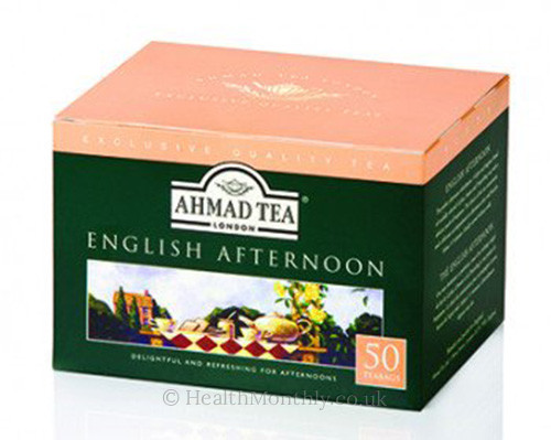 Ahmad Tea Round Teabags Classic Black & Green