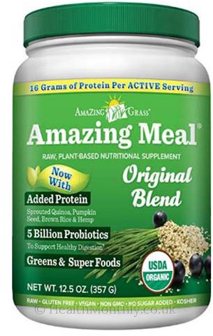 Amazing Grass® Amazing Meal Original  Blend