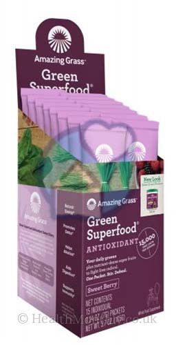 Amazing Grass® Antioxidant Green SuperFood