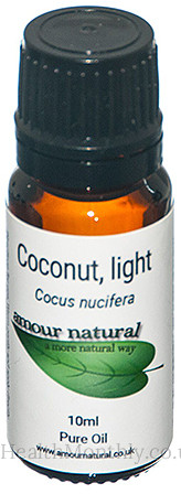 Amour Natural Coconut, light Pure Oil
