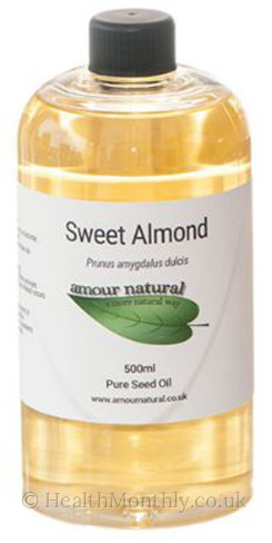 Amour Natural Sweet Almond Pure Seed Oil