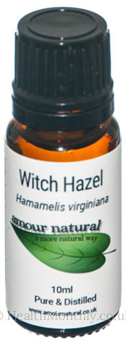 Amour Natural Witch Hazel
