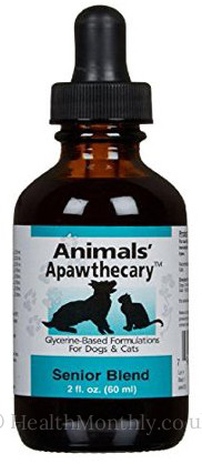 Animal Essentials Apawthecary Senior Blend