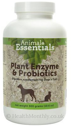 Animal Essentials Plant Enzyme & Probiotics Powder