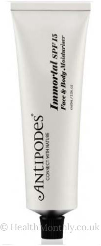 Antipodes® Immortal SPF15 Skin-Brightening