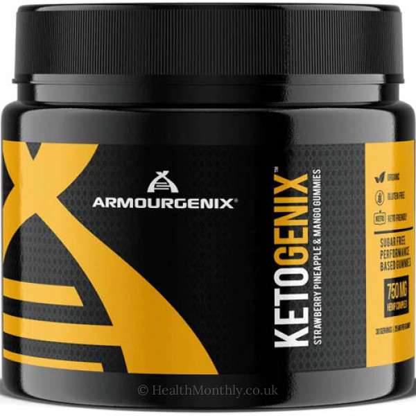 Armourgenix® KetoGenix™ Gummies, Keto Friendly, Ketogenic Diet