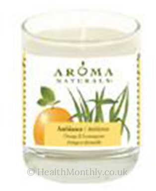 Aroma Naturals Ambiance Soy Votive Candle