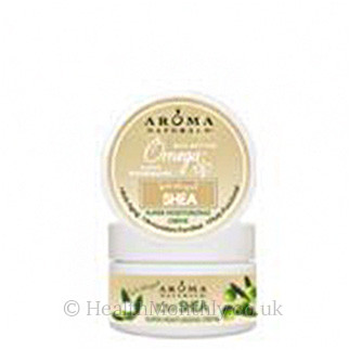 Aroma Naturals Omegax Soft Whipped Super Moisturizing Crème
