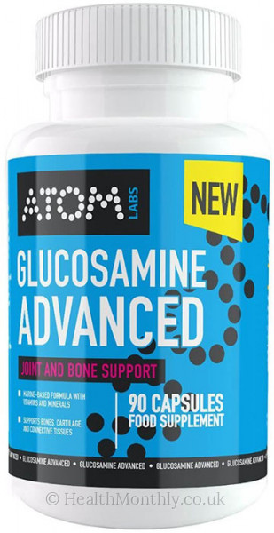 Atom Labs Glucosamine Advanced