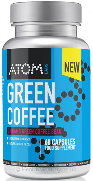 Atom Labs Green Coffee