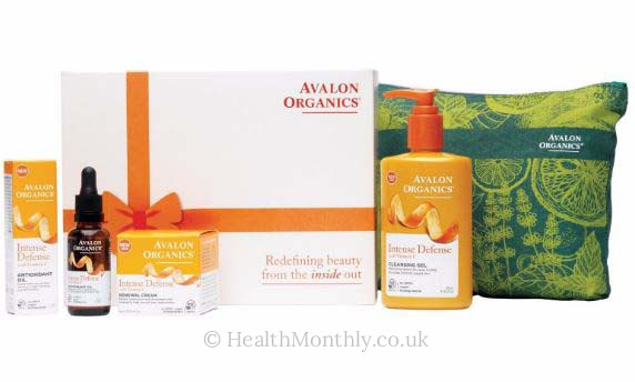 Avalon Organics® Intense Defense Gift Set