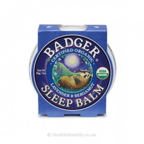 Badger Organic Sleep Balm