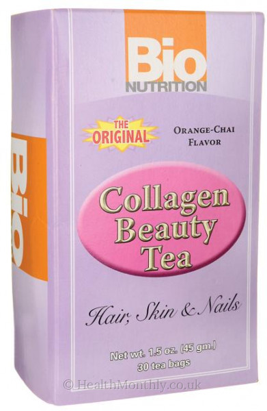 Bio Nutrition Collagen Beauty Tea