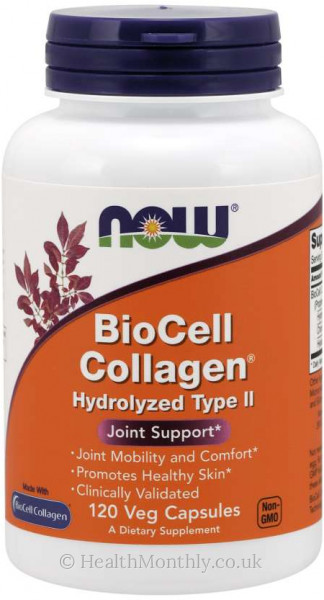 BioCell Collagen® Hydrolyzed Type II