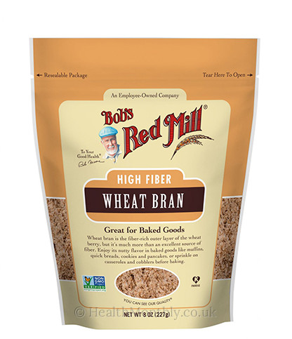 Bob's Red Mill High Fiber Wheat Bran