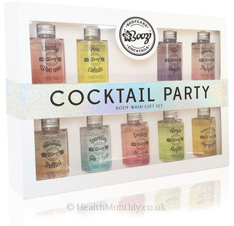 Boozi Body Care Cocktail Party