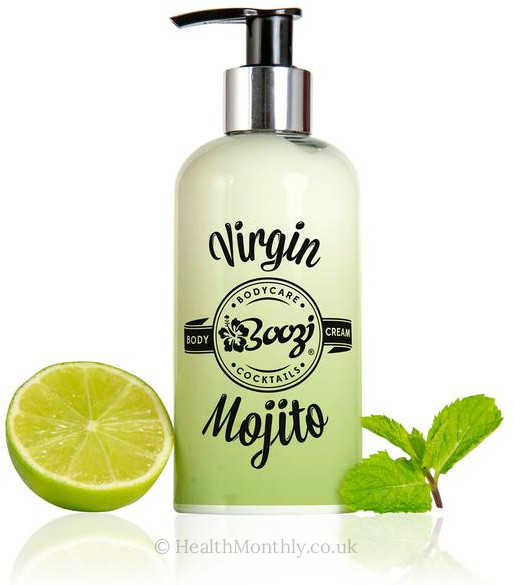 Boozi Body Care Virgin Mojito Body Cream