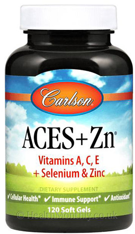 Carlson ACES plus Zn
